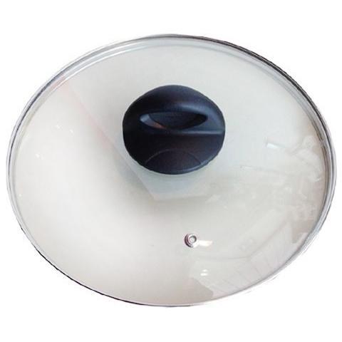 Barazzoni Coperchio In Vetro 24 Cm Diametro Per Pentole E Padelle