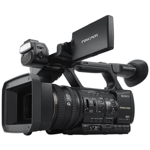 SONY Videocamera Professionale NXCAM HXR-NX5R MPEG4-AVC CMOS