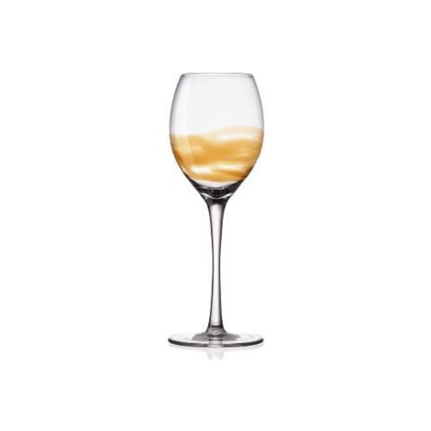 """Bicchieri """""""" Ceralacca """""""" Ambra - 35"""