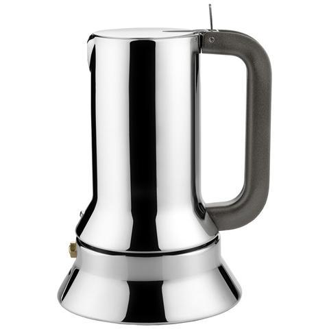 Caffettiera espresso 9090 1 tazza acciaio inox 18/10