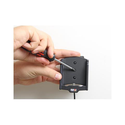 BRODIT 521658 Auto Active holder Nero supporto per personal communication