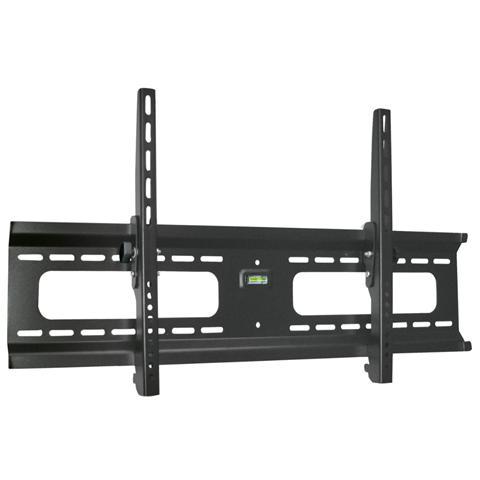 """HQ Universal wall bracket, 800 x 400 mm, Nero, 0 - 10°, Acciaio, 220 x 60 x 890 mm, 939,8 - 1600,2 mm (37 - 63"""")"""