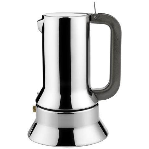 Caffettiera espresso 9090 6 tazze acciaio inox 18/10