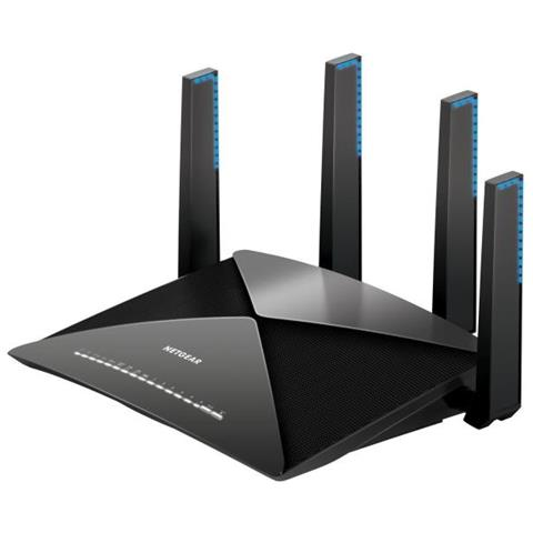NETGEAR Router Wireless Nighthawk X10 Dual-band / 7x Gigabit Ethernet / 2x Usb 3.0