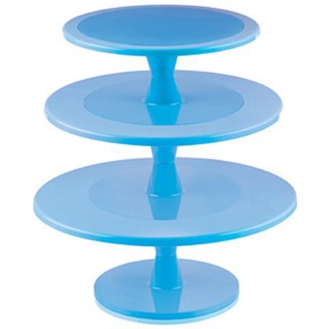 Hula Up Light Blue Xxl - Alzatina Multilivello À240 - À300 - À350 Mm