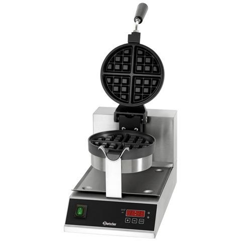 Waffle maker ''Deluxe'' rotazione 180