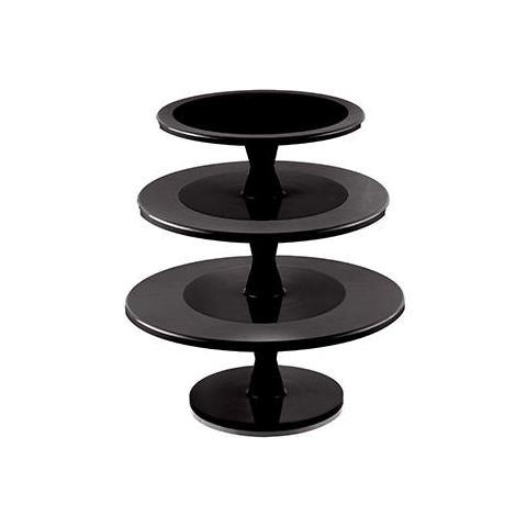 Hula Up Black Xxl - Alzatina Multilivello À240 - À300 - À350 Mm