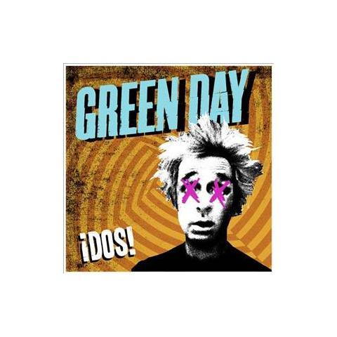 WARNER BROS Cd Green Day - !dos!