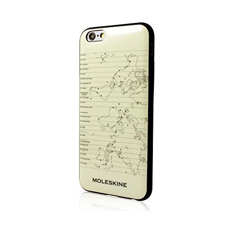 ANYMODE Cover Map Moleskine Iphone 6s / 6
