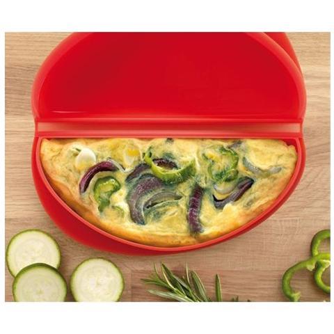 Lekué Cuoci Frittata Lekuè Per Cuocere Omelette Nel Microonde Cucinare Velocemente