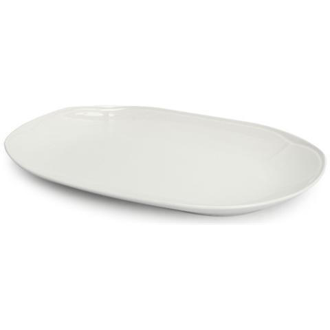 Toninelli Jastra Bianco Piatto Portata Cm. 33 860