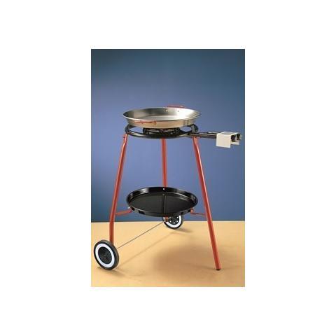 Kit Paella Completo Diam. 42 (fornello+supporto+padella)