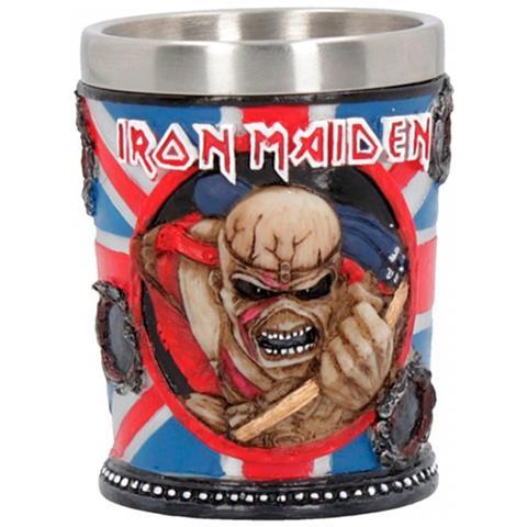 Iron Maiden - Trooper (bicchiere Shot)