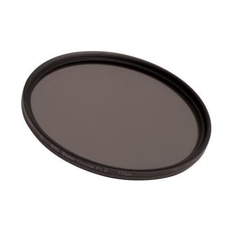 Filtro Protezione Polarizzatore Circolare per Lente della Fotocamera Digitale Nera 9.5 cm...