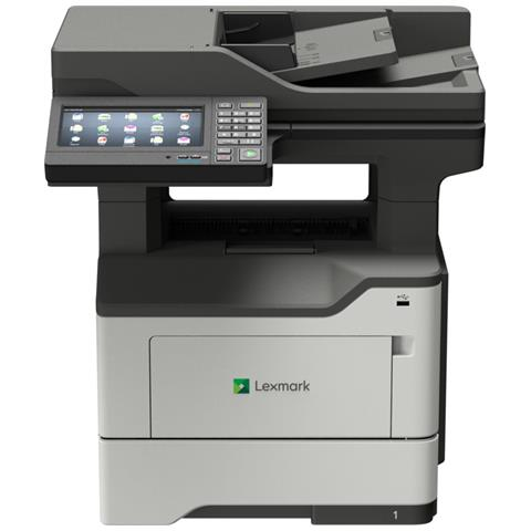 Image of Stampante Multifunzione MX622adhe Laser B / N Stampa Copia Scansione Fax A4 47 ppm Ethernet USB 2.0