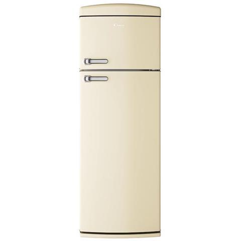 Frigorifero Doppia Porta CVRDS 6174W Statico Ventilato Classe Energetica A++ Colore Crema