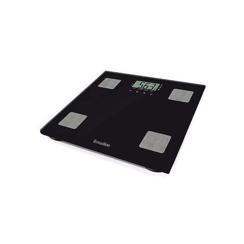 ORIEME Bilancia Pesapersone Elettronica Digitale 160 kg Colore Nero