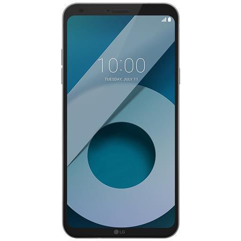 """LG Q6 Platino 32 GB 4G / LTE Dual Sim Display 5.5"""" Full HD Slot Micro SD Fotocamera 13 Mpx Android Italia"""