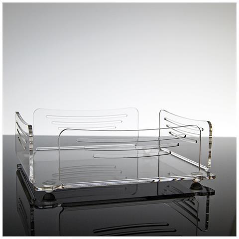 Portatovaglioli Porta Tovaglioli Da Tavolo Design Moderno In Plexiglass Trasparente Tansy