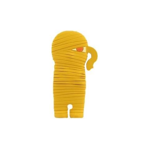 BONE Mummy Wrap Cuffie giallo - Europa