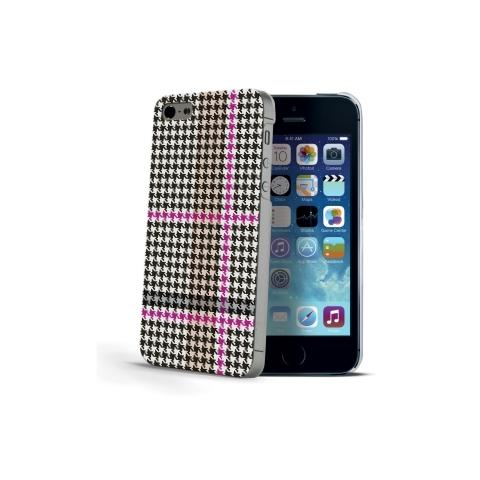 CELLY Dandy Cover per iPhone 5 - Colore Rosa
