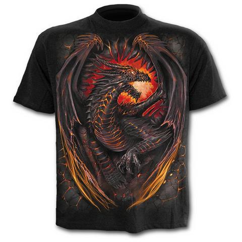Spiral Direct Spiral - Dragon Furnace (T-Shirt Unisex Tg. L)