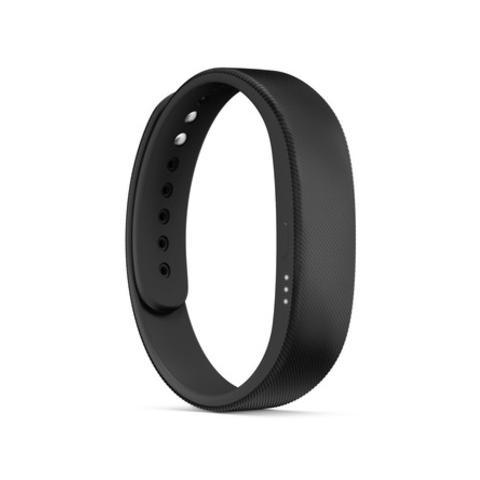 SONY SWR10 SmartBand impermeabile Bluetooth e NFC per Attività fisica e Sonno per Android - Nero