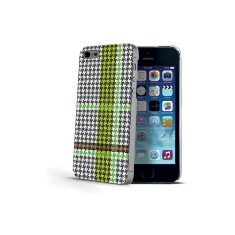 CELLY Dandy Cover per iPhone 5 - Colore Verde