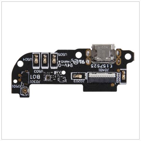 BOMA Connettore Flat Flex Ricarica Dock Dati Micro Usb Asus Zenfone 2 Ze500cl