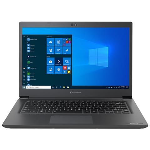 Image of Notebook Tecra A40-G-11J Monitor 14'' Full HD Intel Core i7-10510U Ram 16 GB SSD 512GB 3x USB 3.1 Windows 10 Pro
