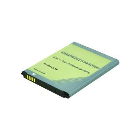 2POWER 2-Power 3.8V 2100mAh, 2800 mAh, GPS / PDA / Mobile phone, Ioni di litio, 6,2 cm, 5 cm, 5 mm