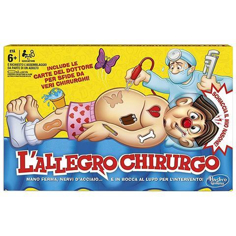 HASBRO L'Allegro Chirurgo