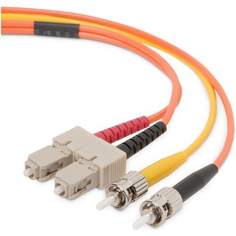 Mode Conditioning Fiber Cable ST SC Arancione cavo a fibre ottiche