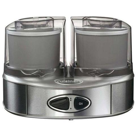 ICE40BCE Sorbettiera Duo Cream Capacità 2 Litri