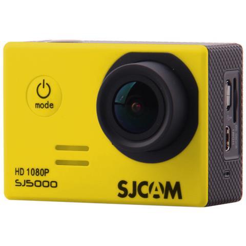 "SJCAM SJ5000, 1920 x 1080 Pixels, 640 x 480, 1280 x 720, 1920 x 1080 Pixels, H. 264, MOV, CMOS, 14 MP, 1/0,0917 mm (1/2.33"")"