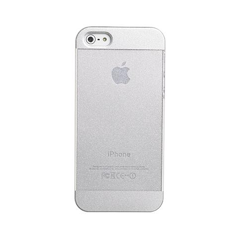 CELLY Cover Glitter per iPhone 5S - Bianco