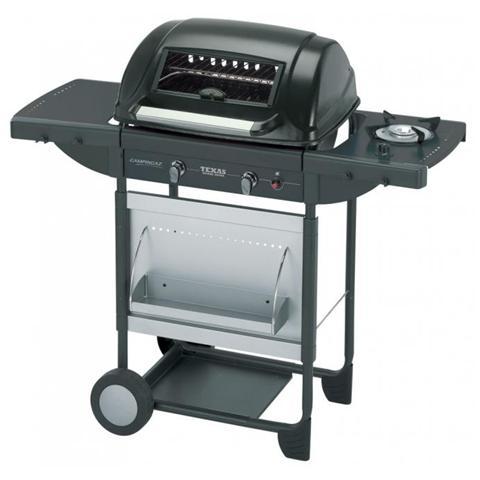 Texas Re. volution Barbecue a Gas