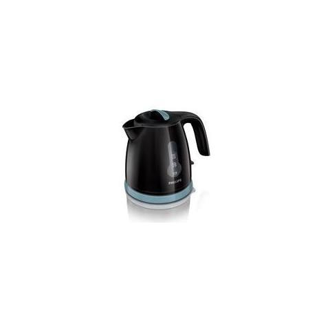 HD4608/61 Mini Bollitore Elettrico Capacità 0.8 Litri Potenza 2400 Watt Colore Nero