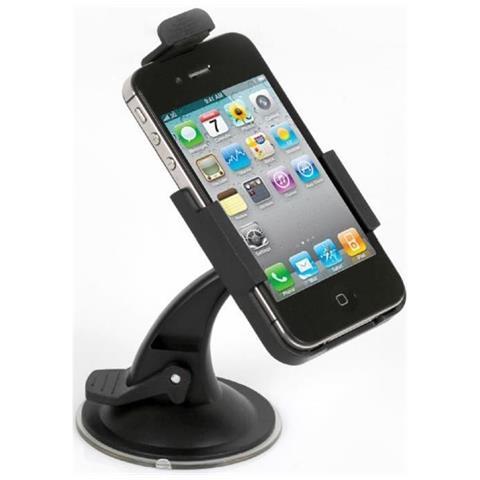 Auto-T 540118, Telefono cellulare / smartphone, Passivo, Auto, Nero, iPhone 4/4S