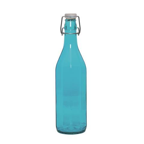 Bottiglia Cost. Azzurro Lt. 1