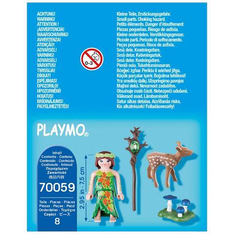 PLAYMOBIL Fata con Cervo