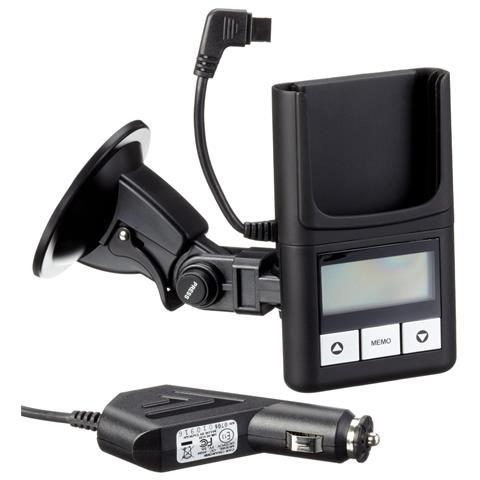 BlueTrade BT-CMF-S607 Auto Active holder Nero supporto per personal communication