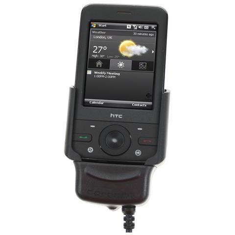 Carcomm CMPC-126 Auto Active holder Nero supporto per personal communication