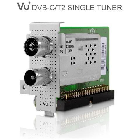 VU+ DVB-C / T2 Tuner | 12517