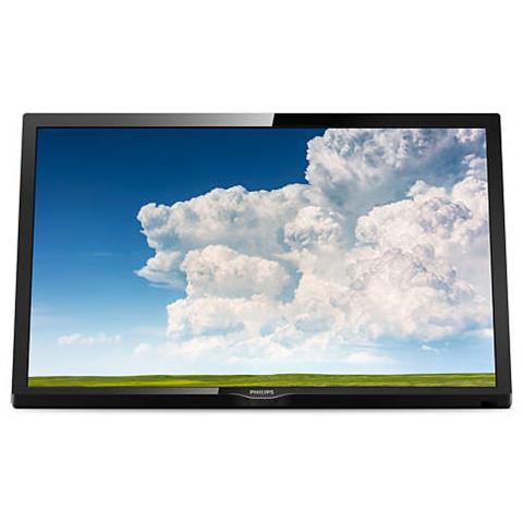 "Image of Philips 24PHS4304 4300 series 24"" HD Ready Flat (Nero)"
