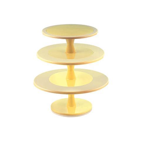 Hula Up Yellow Xxl - Alzatina Multilivello À240 - À300 - À350 Mm