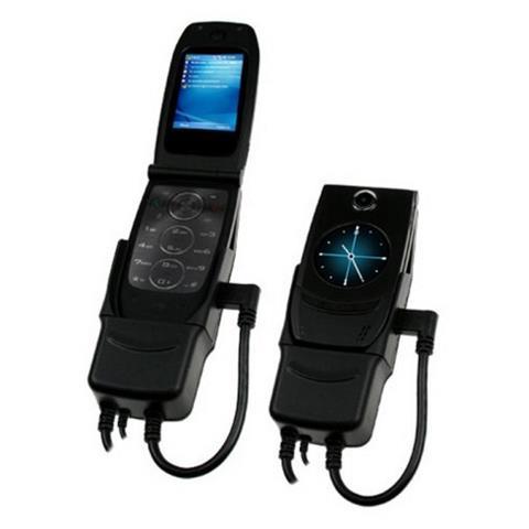 BlueTrade BT-CMPC-35, Telefono cellulare / smartphone, Auto, Nero
