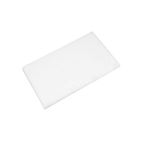 Tagliere in Polietilene Bianco