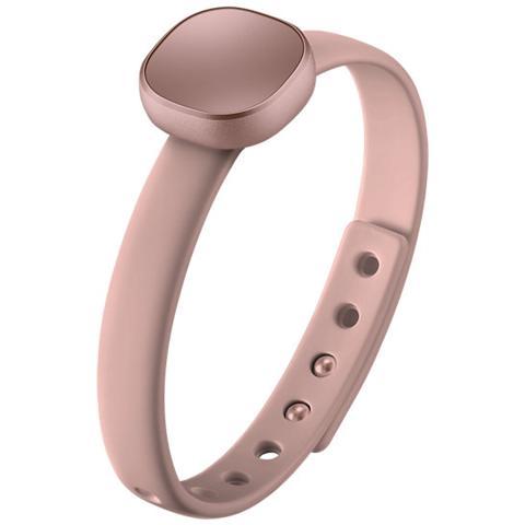 SAMSUNG Cinturino Smart Charm Bluetooth per Android - Rosa