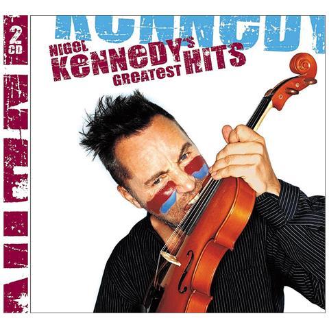 WARNER BROS Nigel Kennedy - Greatest Hits (2 Cd)